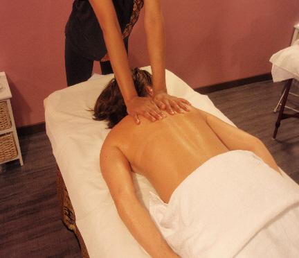 Les massages Thaïlandais