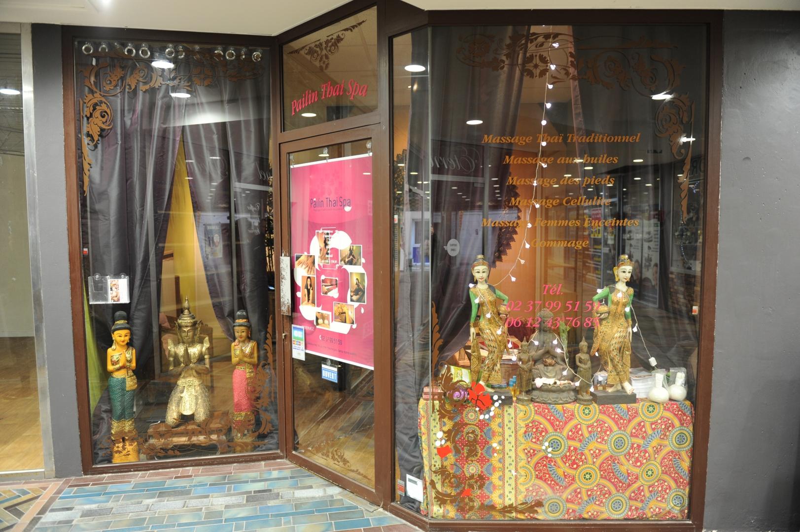 PAILIN THAI SPA - Contacter notre Salon